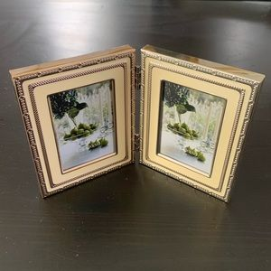 Vera Wang x Wedgewood Folding Picture Frame